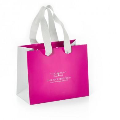sac série Fuchsia/argent