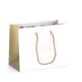 sac cabas blanc or