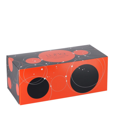 Boîte bûche Luna