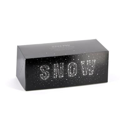 boîte bûche snow
