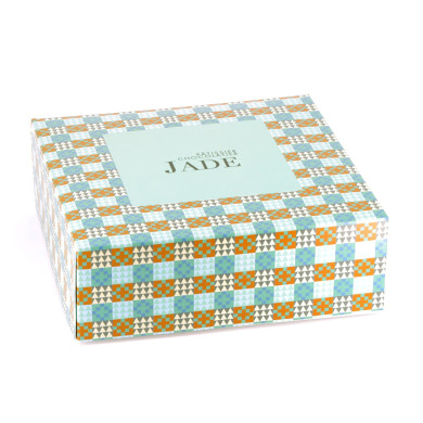 Boîte pâtissière Jade