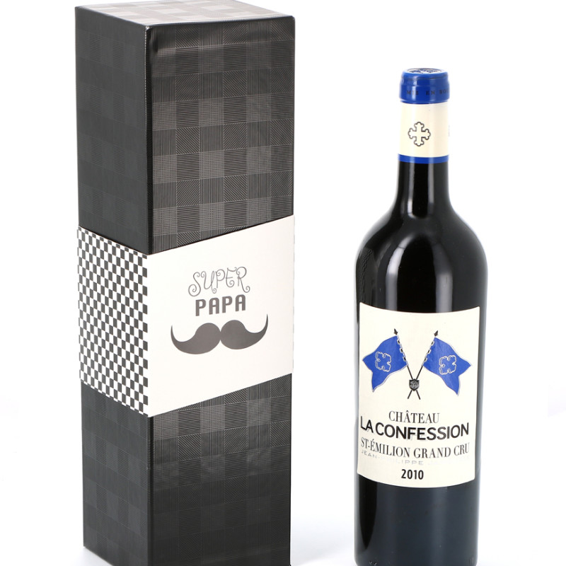 Emballage vin - Coffret Ecrin du terroir