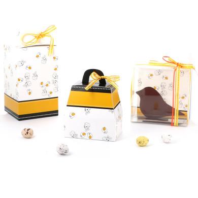 Emballage de Pâques - Boîte Oeuf - Série Choupy