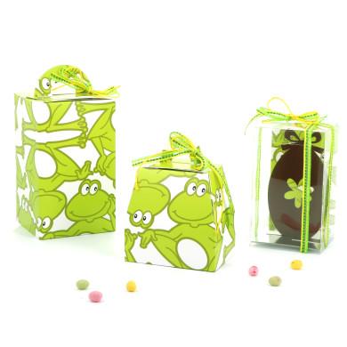 Emballage de Pâques - Boîte Oeuf - Série Fizz