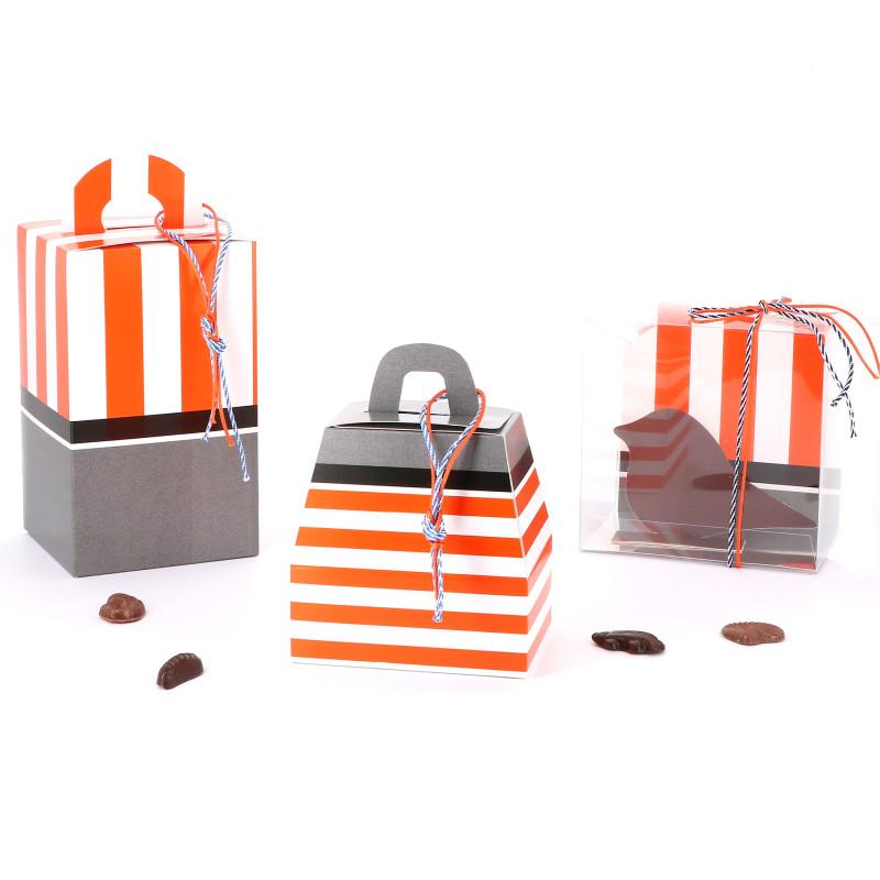 Emballage de Pâques - Boîte Oeuf - Série Linéa