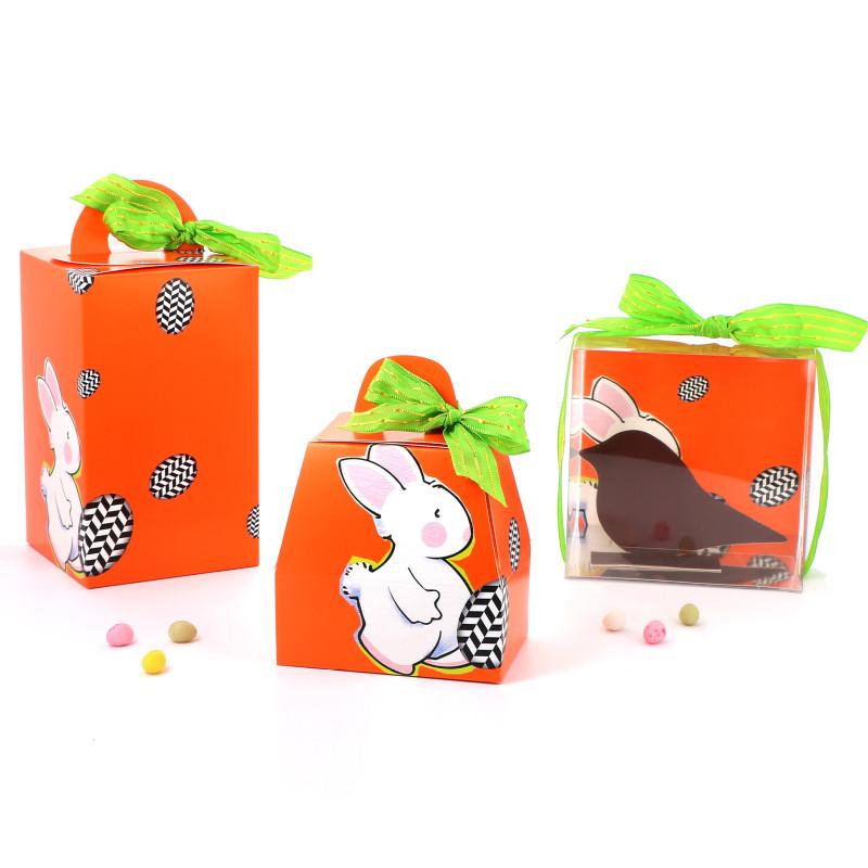 Emballage de Pâques - Boîte Oeuf - Série Paulin