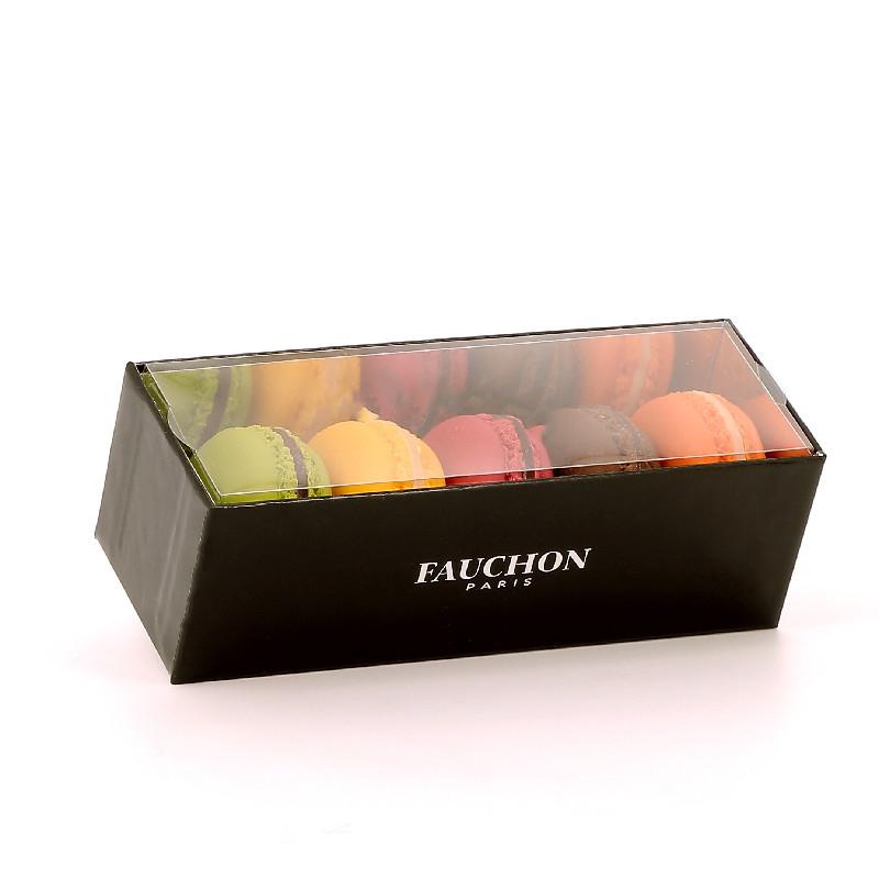 coffret macarons fauchon